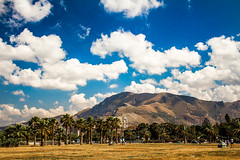 Palermo (whitelfc) Tags: travel sky italy holiday skyscape blues sicily palermo lanscape sicilia