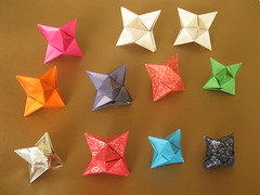 More practicing (georigami) Tags: paper origami papel papiroflexia