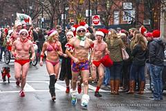 Naked Santa Run 2
