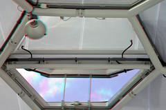 Drijvend Paviljoen Rijnhaven 3D (wim hoppenbrouwers) Tags: 3d anaglyph stereo kopvanzuid paviljoen wilhelminapier redcyan rijnhaven stereopicture drijvend drijvendpaviljoen rijnhavenpaviljoen