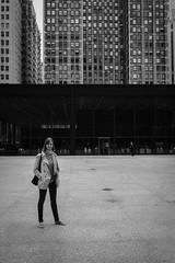 Chicago-3 (Sacha 2D) Tags: leica travel blackandwhite usa chicago illinois northamerica leicam8 lensblr photographersontumblr