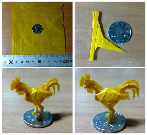Rooster-satoshi kamiya 10cm