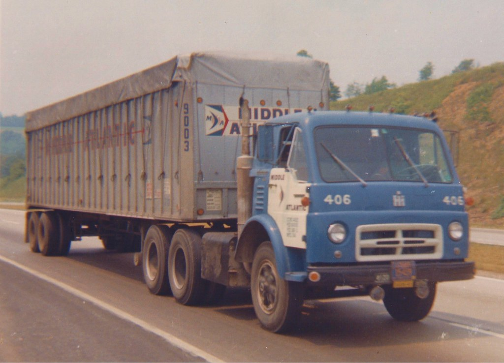 International Harvester Trailers : The world s best photos of coe and ih flickr hive mind