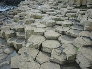 Giant's Causeway Hexagonal Columns
