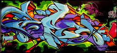 Pose 2 (See El Photo) Tags: california ca street blue urban 15fav streetart color colour green art cali digital pose outside outdoors graffiti colorful paint colore purple bright grafiti good sony graf letters cyan vivid sharp clean urbanart wicked hollywood excellent spraypaint fav lettering graff rime dsc couleur revok grafite 涂鸦 skam 落書き граффити dslra100 artedelacalle τέχνητουδρόμου