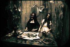(fastasill) Tags: dark doll witch zombie evil creepy cannibal
