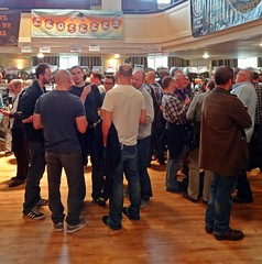 Beer (Bricheno) Tags: beer scotland drink escocia alcohol beerfestival szkocja camra realale schottland troon concerthall ayrshire scozia cosse 2013  esccia   bricheno scoia 14thayrshirerealfestival