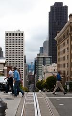 SAN FRANCISCO (skech82) Tags: sanfrancisco california city usa walking unitedstates transport streetphotography tram di citt statiuniti mezzoditrasporto d3000 fotodistrada skech82 skechphoto