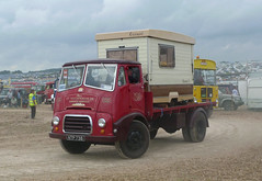 NTP738 1958 Morris FF Platform Lorry (Beer Dave) Tags: classic truck lorry commercial vehicle morris ff lgv ntp738 thegreatdorsetsteamshow2011