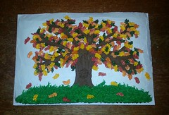 Tree cake by Christine, Marion, IA, www.birthdaycakes4free.com