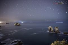 Star Gate (saki_axat) Tags: estrellas nocturna liencres lapuerta losurros canonikos