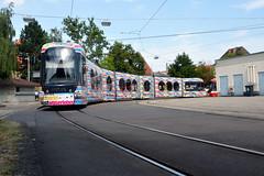 Linz AG Linien 006 [Linz tram] (Howard_Pulling) Tags: linz austria nikon july tram trams strassenbahn austrian linzag 2013 linzaglinien howardpulling d5100