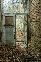 Door (Arnichka) Tags: czechrepublic milovice