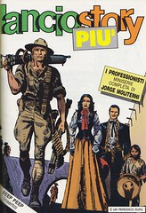 Lanciostory / Zusatz-Cover / I Professionisti (micky the pixel) Tags: comics soldier comic fumetti soldat mexiko heft maschinengewehr lanciostory iprofessionisti euraeditorialespa