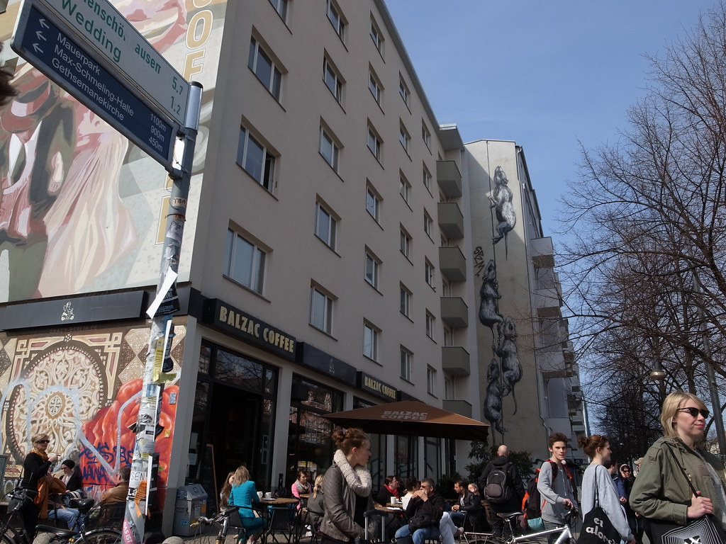 ROA rats, Berlin