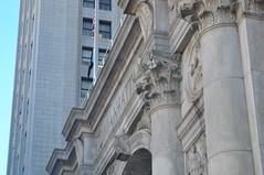 Manhattan Municipal Building (Triborough) Tags: nyc newyorkcity ny newyork manhattan lowermanhattan civiccenter municipalbuilding newyorkcounty manhattanmunicipalbuilding