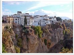 Ronda/Andalusien (Jorbasa) Tags: germany deutschland spain hessen stadt geotag espagne spanien rona wetterau jorbasa bergplateau rondaandalusien maurischealtstadt