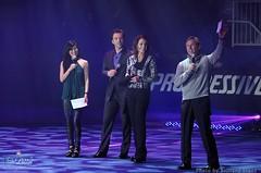 Kristi Yamaguchi, Michael Weiss, Nadia Comaneci and Bart Conner