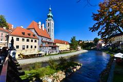 DSC_3823 (hgl428) Tags: city castle church nikon czech ck  krumlov d800 2470mm  esk  1424mm
