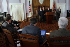 01-16-14 Governor Bentley Announces Support for Legislation to Strengthen Alabama's Open Meetings Law