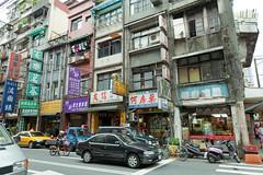 Taiwan. Keelung city streets view (filchist) Tags: city streets cars asia industrial view traffic breath hard taiwan moto jams keelung 2011 urbancity