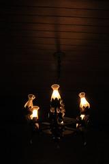 (May Machado) Tags: light canon dark eos rebel gothic chandelier t3i gtico lamparina candelabro