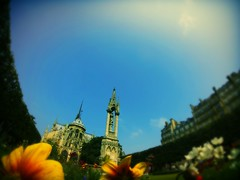 Paris (Goproo3) Tags: voyage trip travel black paris france vacances holidays edition fr denis gopro chauvin goproo3