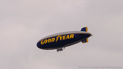 Goodyear GZ-20A Blimp - N10A (InSapphoWeTrust) Tags: california usa losangeles unitedstates unitedstatesofamerica hollywood northamerica airship dirigible tinseltown goodyearblimp spiritofamerica n10a goodyeargz20a