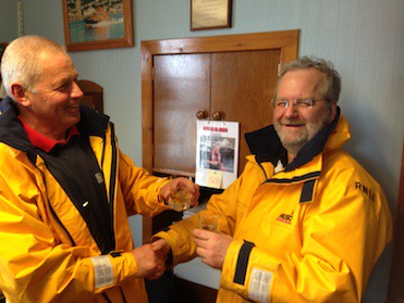 Dr Colin Wilson Oban RNLI - medical adviser