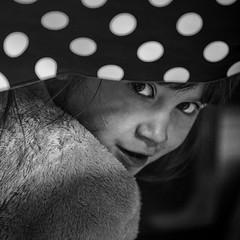 grandaughter Margo....hide & seek. (stocks photography.) Tags: margomarsh margo michaelmarsh portrait