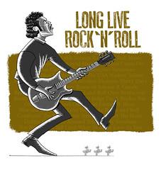 Long Live Rock and Roll! ([ ::: paulchoo photography ::: ]) Tags: art artistic design drawing illustration cartoon caricature digitalart digitalillustration sketch music chuckberry lineart peninkart
