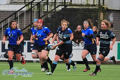 Blues U18s v Dragons U18s xIMG_6008 (Penallta Photographics) Tags: dragonsladies dragonsu18s bluesladies bluesu18s rugby womensrugby rugbyunion wru sardisroad regional wearewaleswomen pontyriddrfc 3g wales sport game pitch tackle
