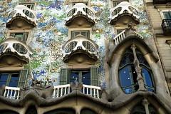 Casa Batlló (Joan Amigó) Tags: modernisme modernismo casabatlló casabatllo barcelona edificiosmodernistas edificismodernistes catalunya catalonia arquitectura