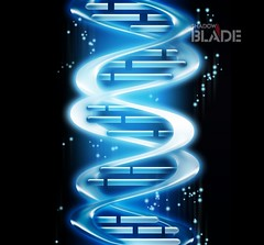 DNA (shadowbilgisayar) Tags: dimensional atom shape dna chromosome molecular molecule biology researchs science structure helix genetic magnification spiral chemistry technology medicine healthcare backgrounds biotechnology model shiny abstract symmetry pattern evolution people illustration image painting cell individuality nature life anatomy progress isolated new development cytosine small blue row frame reflection human copy organic biochemistry russianfederation