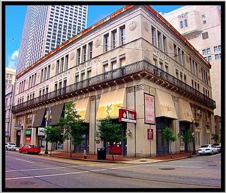 New Orleans  Louisiana ~ Western Union Telegraph Building Lofts ~ Historic