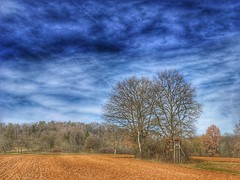 Samstag bei den Schwaben (Blende2,8) Tags: wolken badenwürttemberg reutlingen bäume himmel wald feld
