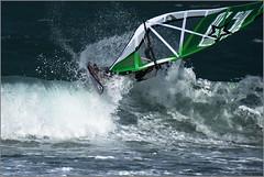 La Glisse... (De l'autre côté du mirOir...) Tags: windsurf funboard surferlavague perrosguirec côtesdarmor 22 fr france french mer eau littoral plage vagues bretagne breizh brittany nikon nikkor d810 nikond810 7002000mmf28 ニコン ニッコール