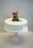 Baby Bear Cake (toertlifee) Tags: törtlifee baby bear cake torte geburtstag geburtstagstorte birthdaycake kinder kids blue paleblue