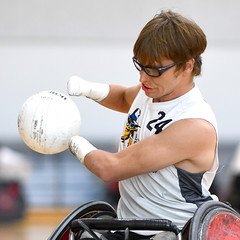 2017 Atlantic Sectionals Wheelchair Rugby Tournament (Brooks Adaptive Sports and Recreation - JAX) Tags: 1x1