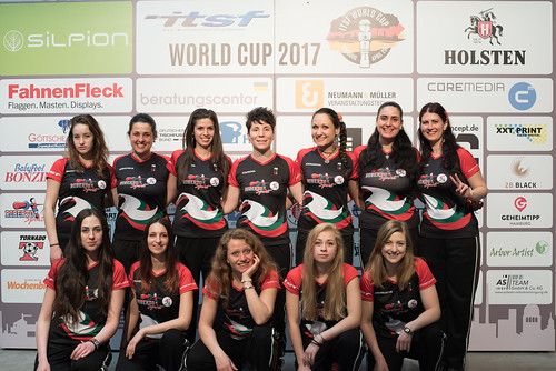 Team Bulgaria Women