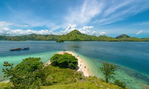 Kelor Island - Komodo National Park - East Nusa Tenggara - Indonesia