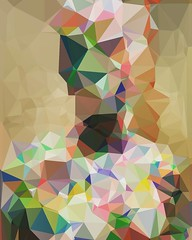 Polygons from my painted mannequin #polygon #polygons #ary #abstract #benheineart #colors #colorful #music #geometry (Ben Heine) Tags: benheinephotography photography composition light smartphone nature landscape beauty beautiful photo photographie art ifttt instagram benheine horizon