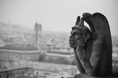 Gargoyle (Dusty J) Tags: paris france europe nikon d750 nikkor vacation art light dustin gaffk gaffke dustingaffke dustyj