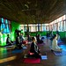 Morning Meditation Class in Rishikesh - Chandra Yoga International