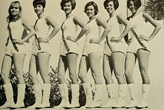 Majorettes (~ Lone Wadi ~) Tags: majorettes uniform boots portrait retro 1960s