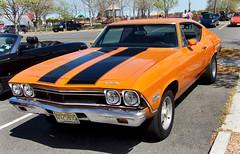 Muscle Car (mmorriso2002) Tags: carshow medford newjersey carmusclecar orange johnsonscornerfarm