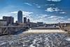 Minneapolis (SPP - Photography) Tags: 6d bridge bridges canon city cityscape downtown eos6d millcitydistrict minneapolis minnesota stonearchbridge tallbuildings tower twincities usa