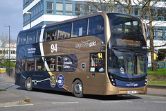 Stagecoach West 10754 SN66VXY (Will Swain) Tags: gloucester 4th april 2017 gloucestershire bus buses transport travel uk britain vehicle vehicles county country england english city centre stagecoach west 10754 sn66vxy
