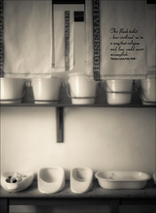 THE FLUSH TOILET (Barry Haines) Tags: the flush toilet thomas lynch poet 1948 a7r2 a7rii sony zeiss 35mm distagon zm lanhydrock house towls bathroom wc national trust