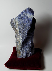 raw Sodalite (Opal in the rough) Tags: rock mineral specimen collection crystal